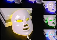 aa treatment - Korean LED Photodynamic Facial Mask Home Use Beauty Instrument Anti acne LED Skin Rejuvenation LED Photodynamic Facial Mask aa