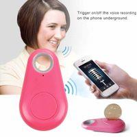 Wholesale Wireless Smart Bluetooth Anti lost alarm bluetooth Tracker key finder Child Elderly Pet Phone Car Lost Reminde