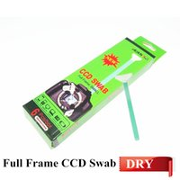 Wholesale 15mm DRY Cleaner Cleaning Kit Full Frame Small Bar CMOS CCD SWAB For D SLR Filters lens Camera Sensor