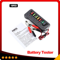 alternators for cars - Car Digital Battery Tester Auto Alternator Tester with LED Lights Display Car Styling Battery Diagnostic Tool