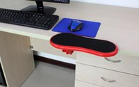 Wholesale Hand care computer mouse pad mouse pad manufacturers assembled wrist mouse pad computer mouse pad calculator hand bracket