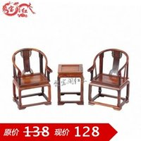 antique bamboo furniture - Special offer promotional narra wood antique miniature furniture mahogany chair palace handicraft gift ornaments