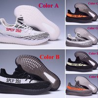 Wholesale High Quanlity Mens and Womens Running Shoes Boost V2 SPLY Sneakers Boosts men Trainers Boots Outdoor athletic Casual Sport shoes