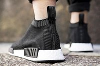 Wholesale Black White Fashion Outdoor Nmd XR1 sports shoes CS1 PK WOOL autumn sneakers NMD City Sock Pk S32184 SZ