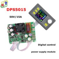 Wholesale RD DPS5015 Constant Voltage current Step down Programmable digital Power Supply buck Voltage converter color LCD voltmeter A