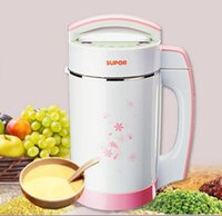 Wholesale filtering soybean milk machine with automatic multi function quality goods