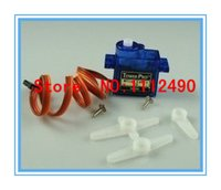 Wholesale 10pcs Tower Pro g micro servo for airplane aeroplane CH rc helcopter kds esky align helicopter sg90
