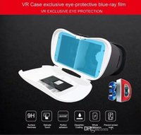 Wholesale New arrival mm HD Scratch resistant VR Case exclusive eye protective blue ray film sticker for VR Case Series VR Glasses Accessories