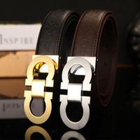 belt slide buckle - 2016 designer belts men high quality leathe Belt Sliding Buckle mm Ratchet Belt Black fashion accessories belts accessories business style