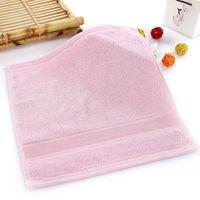 Wholesale 2016 Inexpensive Bamboo Fiber Towel Manufacturers Deep Green Pigment Towel Antibacterial Towel Infant HY1247