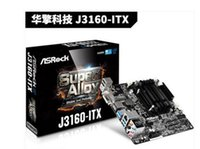 Wholesale ASROCK ASRock J3160 ITX Intel quad core mini computer motherboard ITX