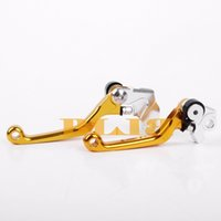 Wholesale US Brake Clutch Levers For SUZUKI RM125 RM250 CNC Pivot Off road Dirtbike