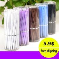 advertising knives - 40 NEW Genuine mm ballpoint pen knife express pen box pen advertising