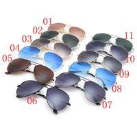authentic polarized sunglasses - 11 Colors Sunglasses For Sale Brand Designer Summer Sunglasses Men Women UV400 Protect Designer Authentic Sunglasses With Logo