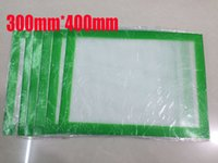 big mats - big small sizes non stick silicone pad silicone baking mat nonstick green color silicone mat silicone dab mat dab pad