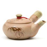 Wholesale 250ML Handmade Bamboo Chinese Kongfu Tea Pot Set Traditional China Tea Sets Chinese Tea Pots Kettle Ceramic Teapot Pitcher