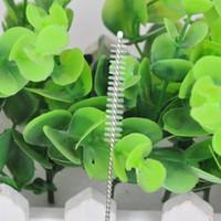 Wholesale Straw Brushes Bottle Cup Catheter Tube Spiral Soft Hair Brush Feeding Nursing Bottle Cleaner Tidy Tools