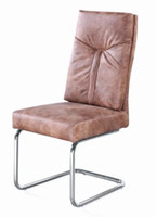 Wholesale good quality leather chair for home office restaurant hotel country club