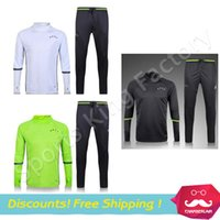 Wholesale TOP quality Allemagne soccer tracksuit football jacket maillot de foot Allemagne Training tops pants jersey