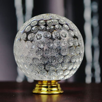 ball cabinet - Dia40mm Door Handles Home Shoe Cabinet Wardrobe Cupboard Closet Transparent Ball K9 Crystal Glass Alloy Round Drawer Pulls Knobs Furniture