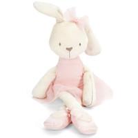 Wholesale British MAMAS PAPAS Baby Pink Plush Rabbit Appease Accompany Sleep Doll Safety Lindt Bunny Bunny Kids Gift