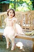 clothing manufacturers - The original Maria Tung dress manufacturers selling Hot Summer Cotton Lace Princess Dress Girls mens clothing