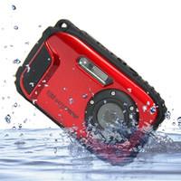 Wholesale 2016 new DC quot LCD Mega Pixel x Zoom Digital Camcorder M Waterproof HD Camera