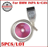 best coders - High quality BMW INPA K CAN INPA K DCAN USB Interface Inpa Auto Coder Reader Diagnostic OBD2 Cable with best price