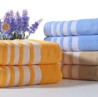 advertising rectangles - Creative outdoor cotton sports towels Delicate package edge absorbent towels Promotional advertising gift towel