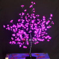 Wholesale 2016LED Artificial Cherry Blossom Tree LED Bulbs m Height VAC