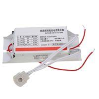 Wholesale AC V W W Hz Ring Tube Fluorescent Lamp Electronic Ballast Power