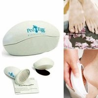 ped egg - New arrival Ped Pod Egg File Hand Feet Care Foot Care Tools Pedicure Dead Skin Remover Calluses Exfoliating Rind Foot Grinding Machine