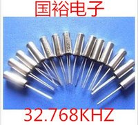 Wholesale Cylindrical crystals K KHZ mm size into passive crystals