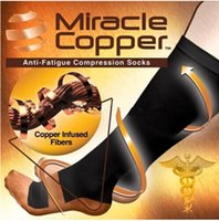 antimicrobial socks - Miracle Copper Socks Copper Compression Socks Reduce Swelling Socks Antimicrobial Compression Socks Running Socks Sport Socks Stockings