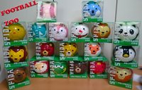 Wholesale New arrival Hot sale Japanese Sfid football professional child animal of the zoo football good playing lovely