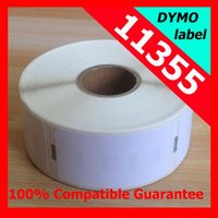 Wholesale x Rolls Dymo11355 Dymo Compatible Labels mmx28mm labels Per Roll