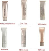 Wholesale Face Makeup Laura Mercier Foundation Primer Oil Free Hydrating Mineral Radiance Protect SPF DHL Free