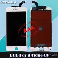 apple warehouse - LCD DisplayTouch Screen For iphone Plus Cell Phones Accessories Digitizer Assembly frame Repair NO Dead pixel overseas warehouse USA