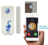Wholesale Wireless Remote Control GSM Door Window Smart Magnetic Sensor Alarm Home Store Office Security Alarm System Car Tracker