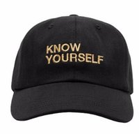 bearing cream - RARE Kanye West Know Yourself cap hat Kendrick Lamar untitled unmastered Ye Bear Dad drake panel Hats wolves caps cheap
