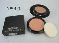 Wholesale 1PCs Hot sell Brand Makeup Studio Fix Powder Foundation face powder G Powder Puffs drop ship