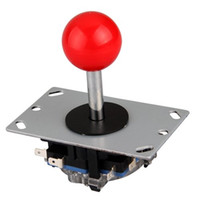 Wholesale New Hot Pin modes Red ball Joystick for arcade machine console recreational