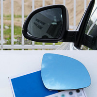 Wholesale Rearview Mirror Blue Glasses LED Turn Signal with Heating For BMW X3 X4 X5 X6