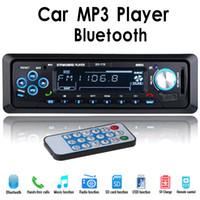 audio electronics new - NEW V Bluetooth Car Radio Player Stereo FM MP3 USB SD AUX Audio Auto Electronics autoradio DIN oto teypleri radio para carro