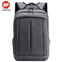 Wholesale New Large Capacity School Bags for quot Laptop Bag Backpack Light Weight Men s Travel Bags Backpacks Business Laptop Backpack