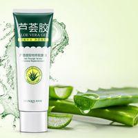 Wholesale Aloe Vera Gel Skin Care After Sun Face Cream Hyaluronic Acid Anti Winkle Whitening Moisturizing Acne Treatment Cream g