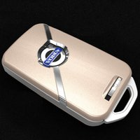 Wholesale smart remote key shell case cover holder box for VOLVO xc60 S60 V40 V60 S80 XC70