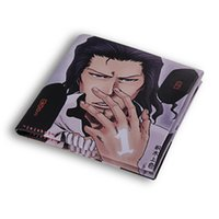 Wholesale High quality cheap price wallets DHL wallets cartoon characters wallet double fold PU material