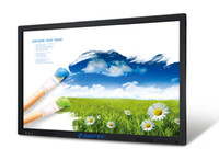 Wholesale 21 inch Smart Digital Advertising for Android Monitor G G Run WIFI LAN USB Get Wall Bracket