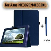 asus pen - for asus memo pad FHD ME302C ME302KL inch tablet case leather protective cover screen protector film stylus pen